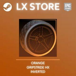 Gripstride HX: Inverted   Orange