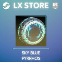 Sky Blue Pyrrhos