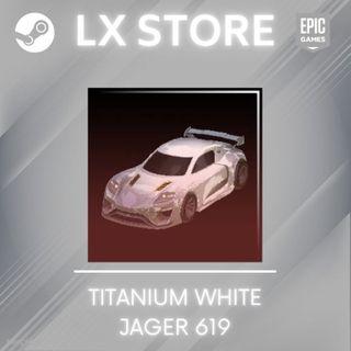 Jager 619   Titanium White