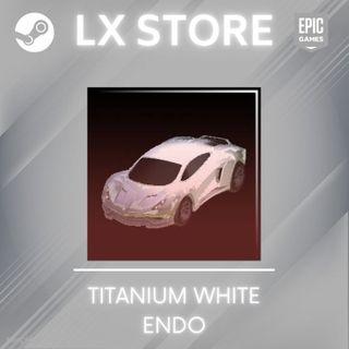 Endo   Titanium White