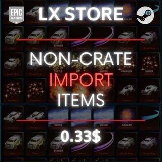 1x NCİ (Trade-Up Items)