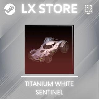 Sentinel   Titanium White