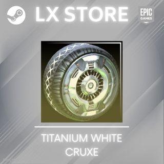 Cruxe   Titanium White