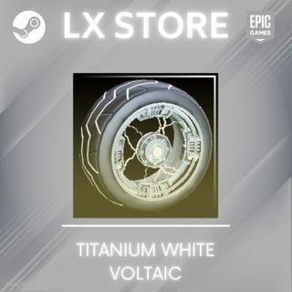 Voltaic   Titanium White