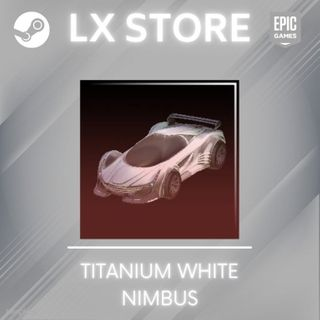 Nimbus   Titanium White