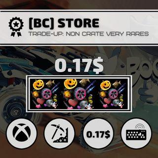 Non Crate Very Rares   780x