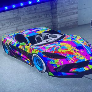 Vehicle | modded Corvette