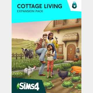 The Sims 4: Cottage Living DLC Origin Key Instant Delivery