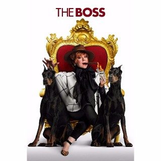 The Boss Unrated HD UV