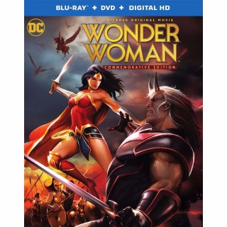 Wonder Woman Commemorative Edition HD UV