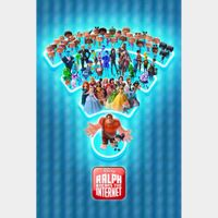 Ralph Breaks the Internet 4K Movies Anywhere