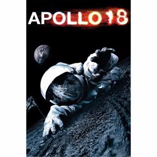 Apollo 18 iTunes