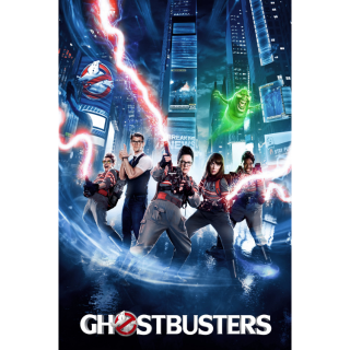 Ghostbusters HD Movies Anywhere + Extended Edition