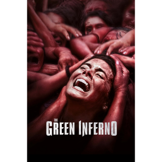The Green Inferno HD Movies Anywhere
