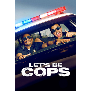 Let's Be Cops HD Movies Anywhere iTunes