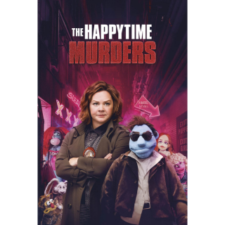 The Happytime Murders HD iTunes