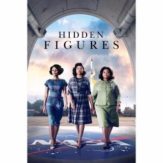 Hidden Figures HD itunes