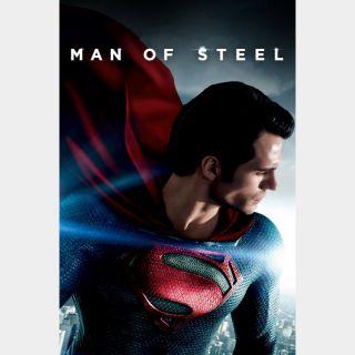 Man of Steel HD Movies Anywhere