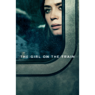 The Girl on the Train HD Movies Anywhere