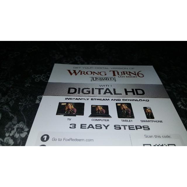 Wrong Turn 6: Last Resort HD UV - Digital Movies - Gameflip