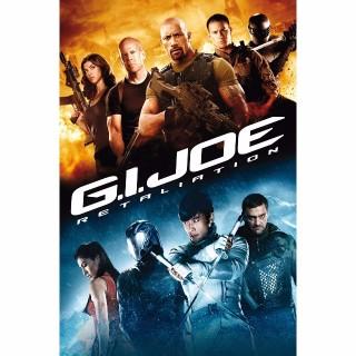 G.I. Joe: Retaliation HD UV