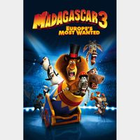 Madagascar 3: Europe's Most Wanted HD Movies Anywhere