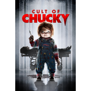 Cult of Chucky HD Movies Anywhere