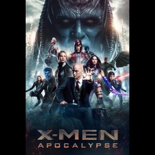 X-Men: Apocalypse HD Movies Anywhere