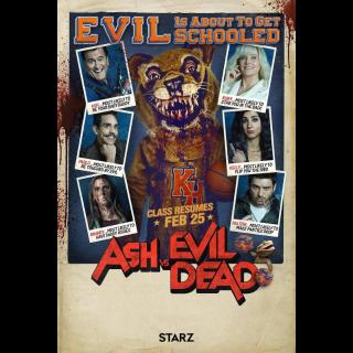 Ash vs Evil Dead Season 3 HD