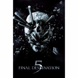 Final Destination 5 HD UV