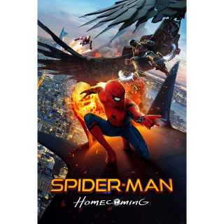 Spider-Man: Homecoming HD UV