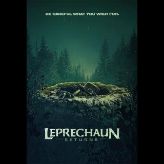 Leprechaun Returns HD movieredeem.com