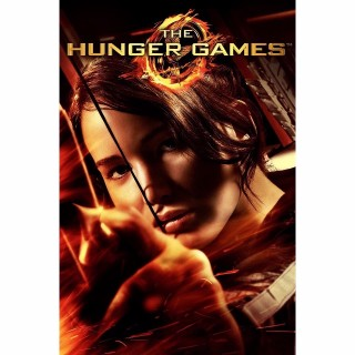 The Hunger Games HD UV