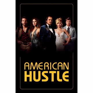 American Hustle HD UV