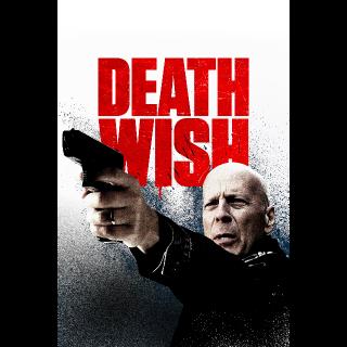 Death Wish Fox Digital HD