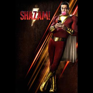 Shazam! 4K Movies Anywhere
