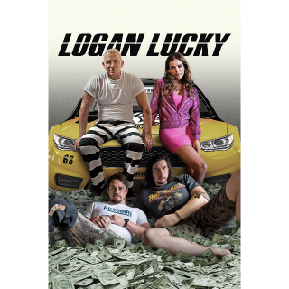 Logan Lucky HD iTunes