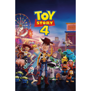 Toy Story 4 HD Movies Anywhere