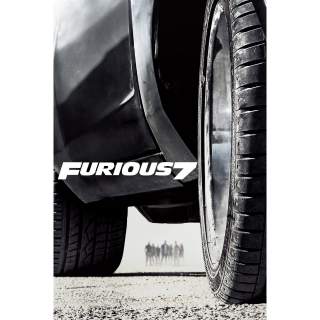 Furious 7 HD Movies Anywhere
