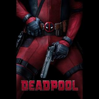 Deadpool 4K Movies Anywhere