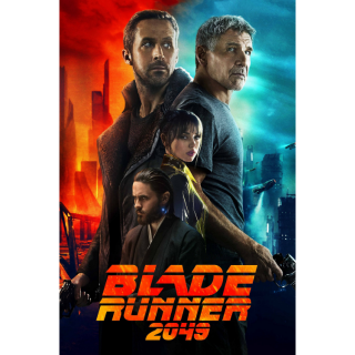 Blade Runner 2049 HD Movies Anywhere