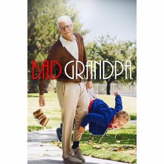 Jackass Presents: Bad Grandpa HD UV
