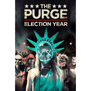 The Purge: Election Year 4K HD Movies Anywhere