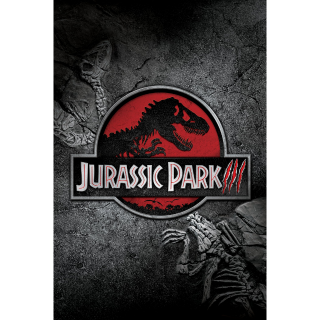 Jurassic Park III HD Movies Anywhere