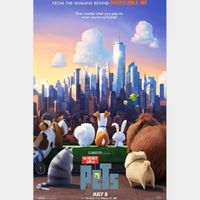 The Secret Life of Pets HD Movies Anywhere