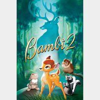 Bambi II HD Movies Anywhere