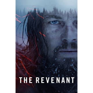 The Revenant HD Movies Anywhere