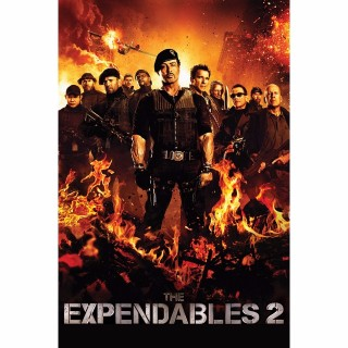 The Expendables 2 HD UV