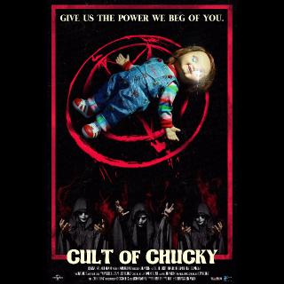 Cult of Chucky HD UV iTunes