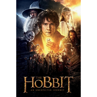 The Hobbit: An Unexpected Journey HD Movies Anywhere